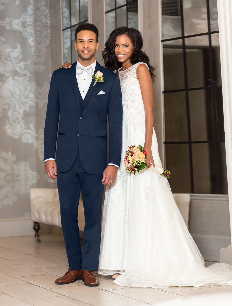 Michael Kors Sterling Wedding Suit