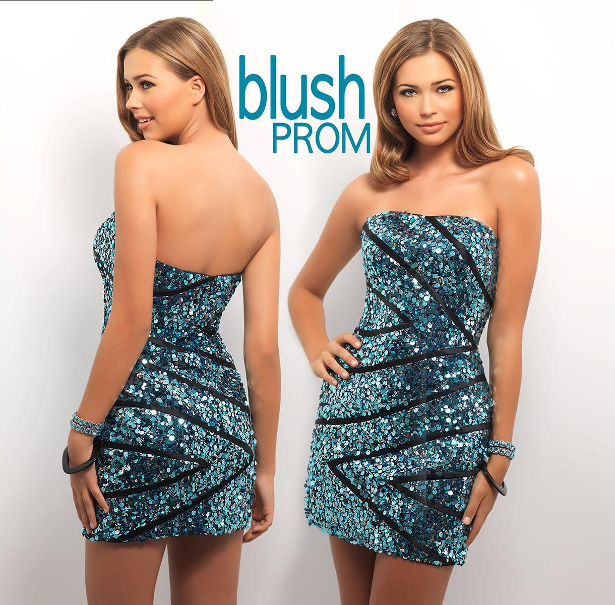 Black by Blush Prom
