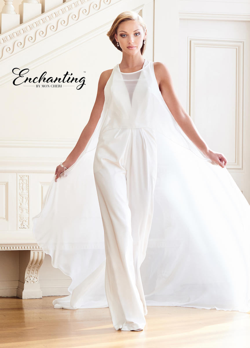 Mon Cheri Wedding Gown